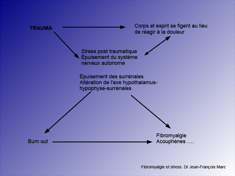Du trauma au syndrome
